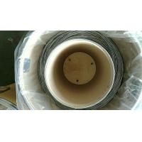 Wholesale China Pure Zinc Wire for  Ductile iron pipe 3.175mm Diameter Drum package from china suppliers