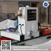 China Industrial Knife Sharpening Equipment , Straight Blade Sharpener Machine MDD-1500D on sale
