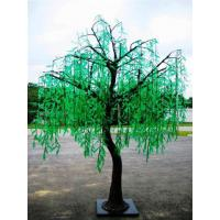 Wholesale festival Holiday Name led weeping willow tree lighting from china suppliers