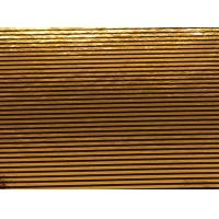 Buy cheap Bronze hot stamping foil from wholesalers
