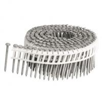 China 2.5*57mm Diamond Point Wire Collated Nails , Hot Dipped Galvanized Finish Nails on sale