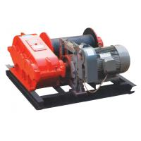 Buy cheap Electric Winch Hoist Final Drive Gears Carbon Steel With Max. Lifting Load 3t from wholesalers