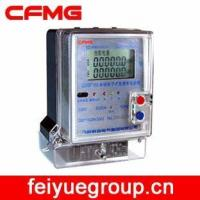 Wholesale Electronic Single-phase Electronic Multi-rate Energy Meter from china suppliers