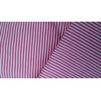 Wholesale Thin Spandex / Cotton Printed Knit Fabric 180 - 230gsm , Striped Jersey Knit Fabric from china suppliers