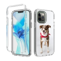 Buy cheap Anti Scratch Clear TPU Custom Iphone Cases For 12 Pro Max from wholesalers