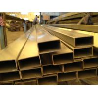 Wholesale 100% High Quality  sus304l stainless steel rectangular pipe,304l stainless steel pipe, ss304l pipe, aisi 304l pipe inox from china suppliers