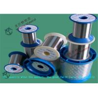 Wholesale SS 201 202 304 Stainless Steel Dull Cold Rolled Wire for Knitting Net , SGS BV Certificate from china suppliers