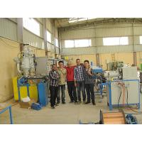 Wholesale Blue Cable Making Wire Extrusion Machine High Speed 65KW 6000kgs ABB Motor from china suppliers
