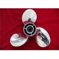 Quality Honda Speed Boat Propeller Stainless Steel Boat Prop Replacement for sale