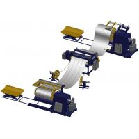Wholesale Max6-35T and 9CrSi Cold-rolled Metal Slitting Machine and Cut to Length Line from china suppliers
