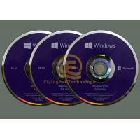 Wholesale Online Activation Microsoft Windows 10 Software Sp1 DVD + COA OEM Pack from china suppliers