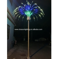 Wholesale outdoor christmas firework led light from china suppliers