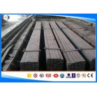 Wholesale AISI 4340/34CrNiMo6/1.6582 Hot Rolled Steel Bar , Alloy Steel Flat Bar , Low MOQ , Length as your request . from china suppliers