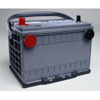 Buy cheap High Temperature Resistant 70Ah Lead Acid Car Battery 12v  size 260*172*225mm from wholesalers