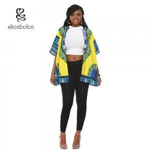 62b9fea52014e5 Summer High Fashion womens african clothing Short sleeve 100% Cotton