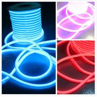 China 360 China vivid light energy-saving DMX512 wire rope cable Strip led neon 5050 RGB mini led neon flex ligh on sale