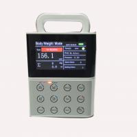 Single Channel Medical Infusion Pumps With Drip Rate Time Body Weight Mode