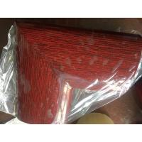 Wholesale 45 Degree Aluminum Extrusion Parts Welding Handrail Wooden Color Surface For Vessel And Boat from china suppliers