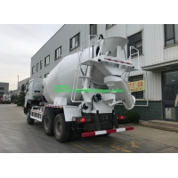 Wholesale 10 Wheels 10M3 Concrete Mixer Truck Sinotruk Howo 7 336hp Euro2 RHD from china suppliers