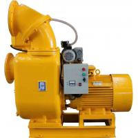 Wholesale 2018 hot one sale factory price Diesel Engine Driven Self Priming Trash Sewage Pump from china suppliers