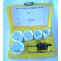 Wholesale 1-1/2 In - 2-1/2 In Bi-Metal Hole Saw Assorted Kit 7 Pc from china suppliers