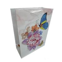 Wholesale Hot stamping gold, embossing Offset CYMK Personalized Christmas Gift Bags for packaging from china suppliers