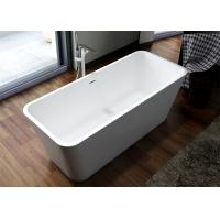 Wholesale Boat Shape Freestanding Deep Soaking Tub Seamless Freestanding Whirlpool Tub from china suppliers