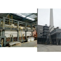 Wholesale New Technology 100tpd Glass Melting Furnace High Efficiency Production from china suppliers