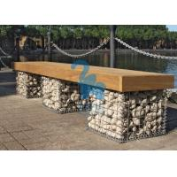 China Stone Gabion Chair for Outdoor Landscape wholesale