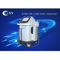 Wholesale SR Skin Rejuvenation HR Hair Removal 2000W Powerful Multifunction Machine Two Handles from china suppliers