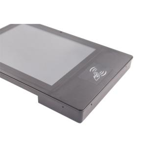 Wholesale 250nits 22in PCAP Glass Touch Panel Computer With Card Reader from china suppliers