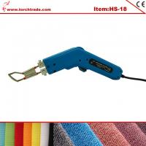Nylon Cloth Electric Hot Knife Fabric Cutter