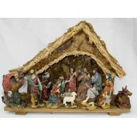 Buy cheap Polyresin Nativity Set (Manger) from wholesalers