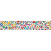 Wholesale 2x12.25 Inches Rulers 3D Lenticular Printing Service With Multicolored Spinning Wheels from china suppliers