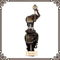 Wholesale European Classic Art Home Decor Floor Clock with Factory Price 1339M+8837M from china suppliers