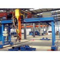 Wholesale Gantry Type Auto Light Pole Welding Machine For High Mast Main Motor Power 10KW from china suppliers