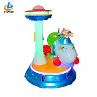 Buy cheap Amusement Arcade Kiddie Rides Eco - Friendly  Material  / Coin Operated Ride On Animals from wholesalers