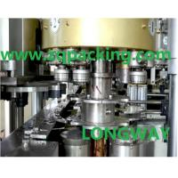 Wholesale Longway Canning machine for jars For carbonated and non-carbonated drinks from china suppliers