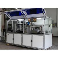 PLC control PVC card cutting machine with Three rows of card collecting boxes
