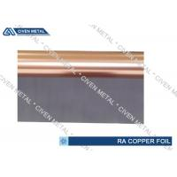 Wholesale Treaded RA Electrodeposited Copper Foil Thick Copper Plate For Fpc from china suppliers