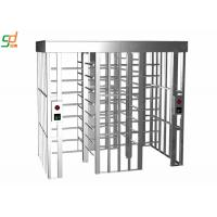 Wholesale High Security Prison Full Height Turnstiles Anti - crawling With Hydraulic Damper from china suppliers