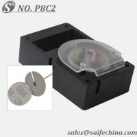 Retractable Security Cable Tether : P c retractable cable with alarm function of item