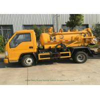 Wholesale Foland 2000L Septic Vacuum Trucks For Sewage Suction In Municipal Sanitation from china suppliers