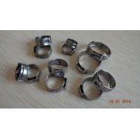 Wholesale Single ear stainless steel tube clamp,Customized stainless steel hose clamps, made in China professional manufacturer from china suppliers