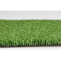 Wholesale Green / Red / Blue Outdoor Artificial Grass Roll For Football Pitch 10mm Dtex6300 from china suppliers