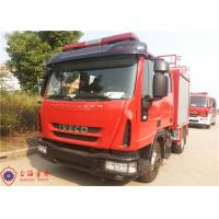 Wholesale Gross Weight 7800kg Rescue Fire Truck , Human Engineering Design Foam Fire Equipment Truck from china suppliers