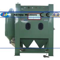 Wholesale Easy Operated Industrial Sandblast Cabinet With Cyclone Separator 1212AMG from china suppliers