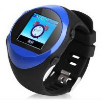 China smart personal wrist watch gps tracker sos mp3 player for kids