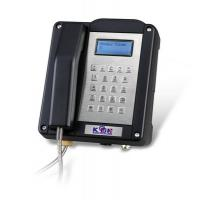 Wholesale Black LCD Explosion Proof Telephone Waterproof IP66 With Full Or Half Soft Lock from china suppliers