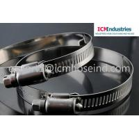 Wholesale 2015 top quality worm drive hose clamp american type from china suppliers